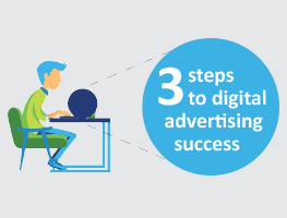 Want to create awesome campaigns? Read our three steps to success
