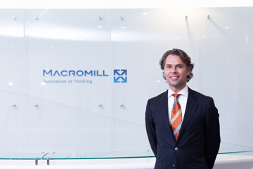 MACROMILL revenues up 44%