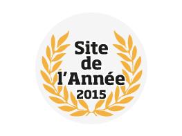 MetrixLab annonce les nominés pour les Sites de l'Année 2015