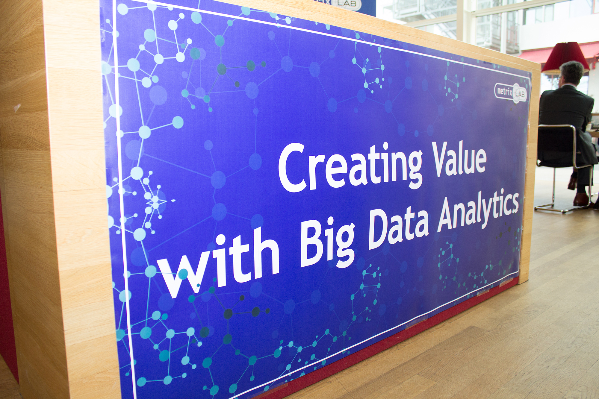 Creating Value with Big Data Analytics event