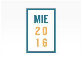 Presentations from the Dutch MIE 2016