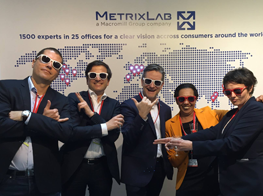 MetrixLab on social media: We will keep you posted