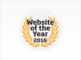 Website of the Year awards welcomes wildcard entries