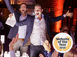 Website of the Year 2016 – Announcing the nominees