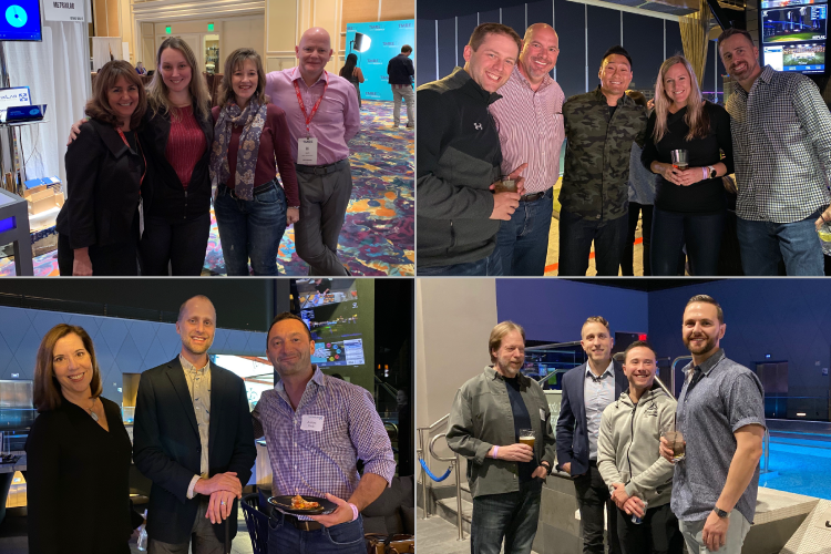 MetrixLab team and clients at the TMRE 2019 in Las Vegas