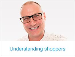 Understanding shoppers part 1