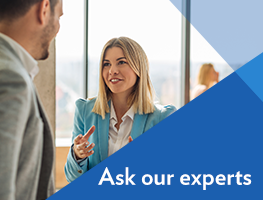 Ask our experts: free, fast, personalized advice
