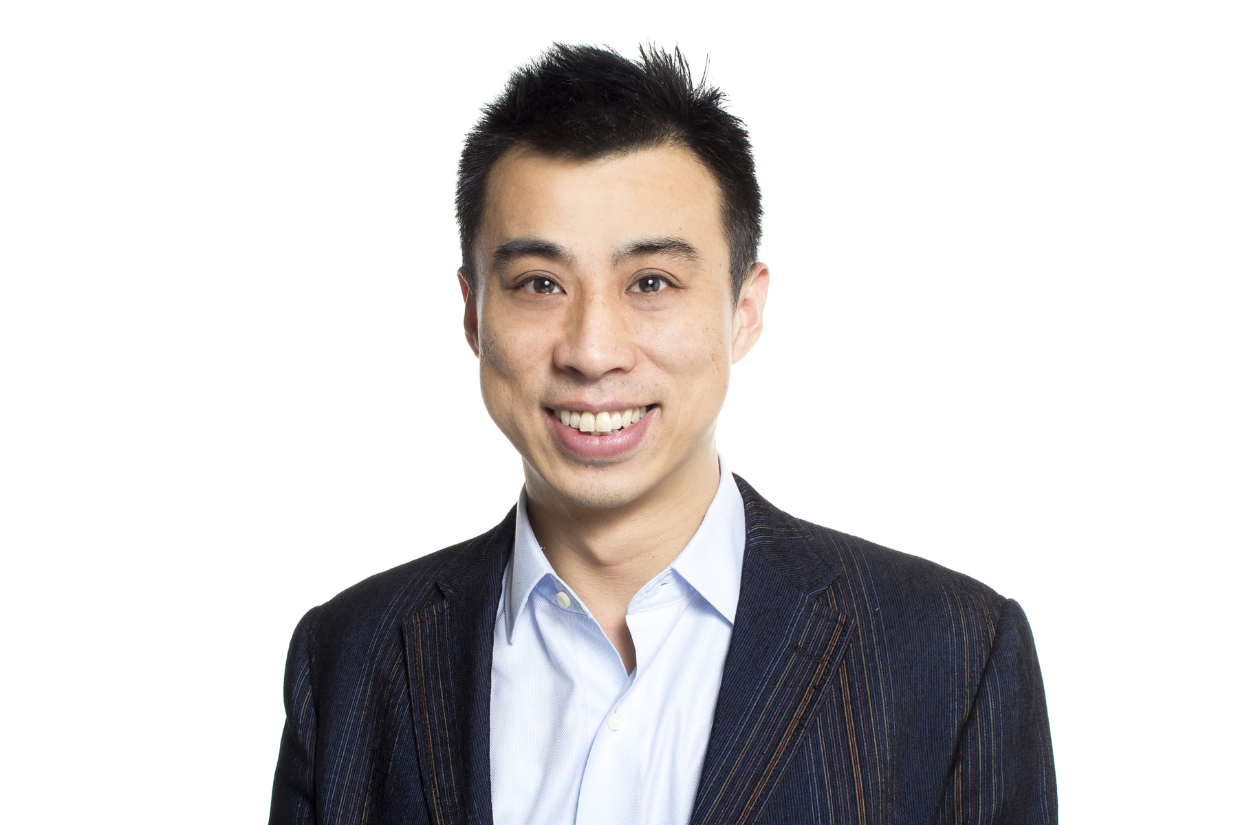 Brady Ni, new MD for Greater China