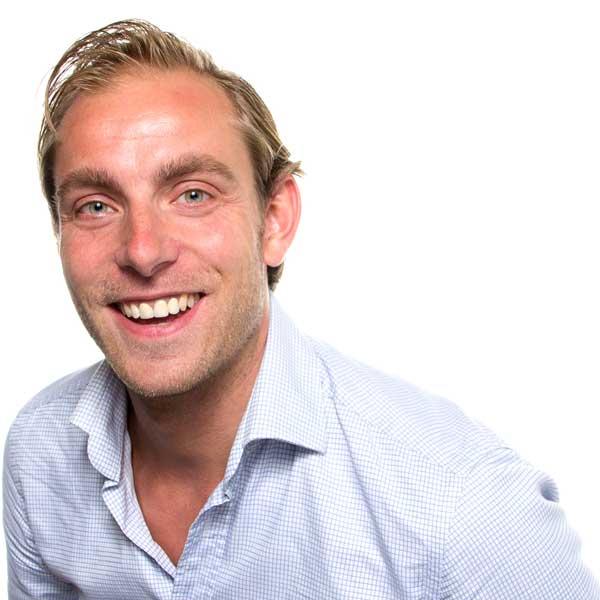 Bas van Erk, social insights expert