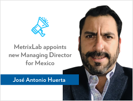 Press release: MetrixLab appoints José Antonio Huerta as Managing Director for Mexico