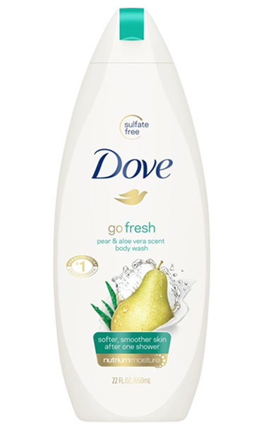 Dove fresh