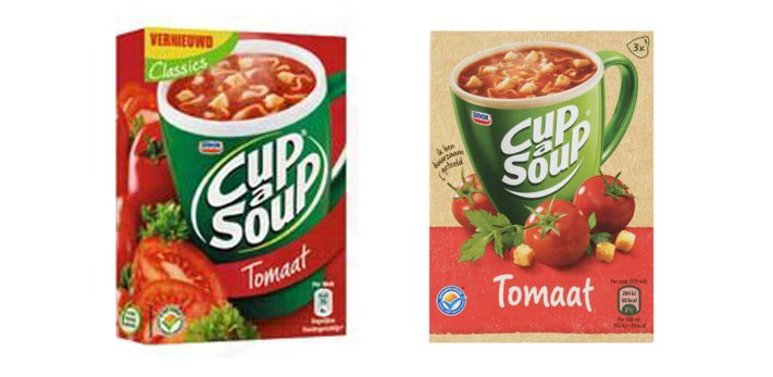 Cup a soup redesign