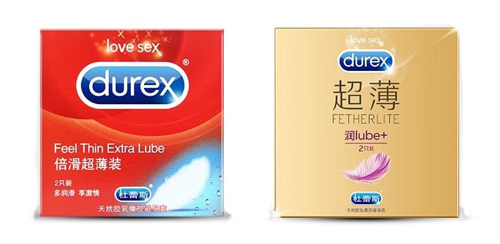 Durex redesign