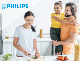 Case story: Co-creating the perfect positioning for a new kitchen appliance in Germany and the Netherlands for Philips