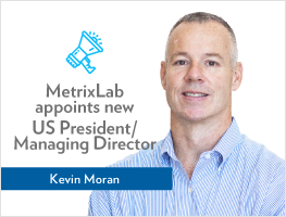 Press release: MetrixLab appoints Kevin Moran as US President/Managing Director