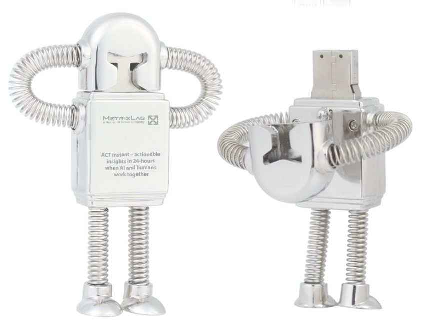 Want to get your own AI USB robot? Contact us and we send you the USB robot with our ACT Instant content on it.