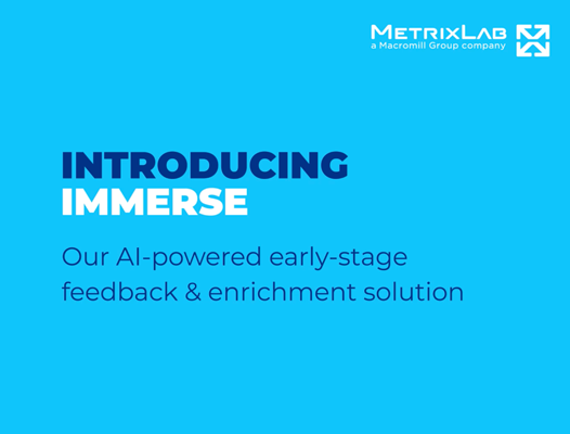Immerse video