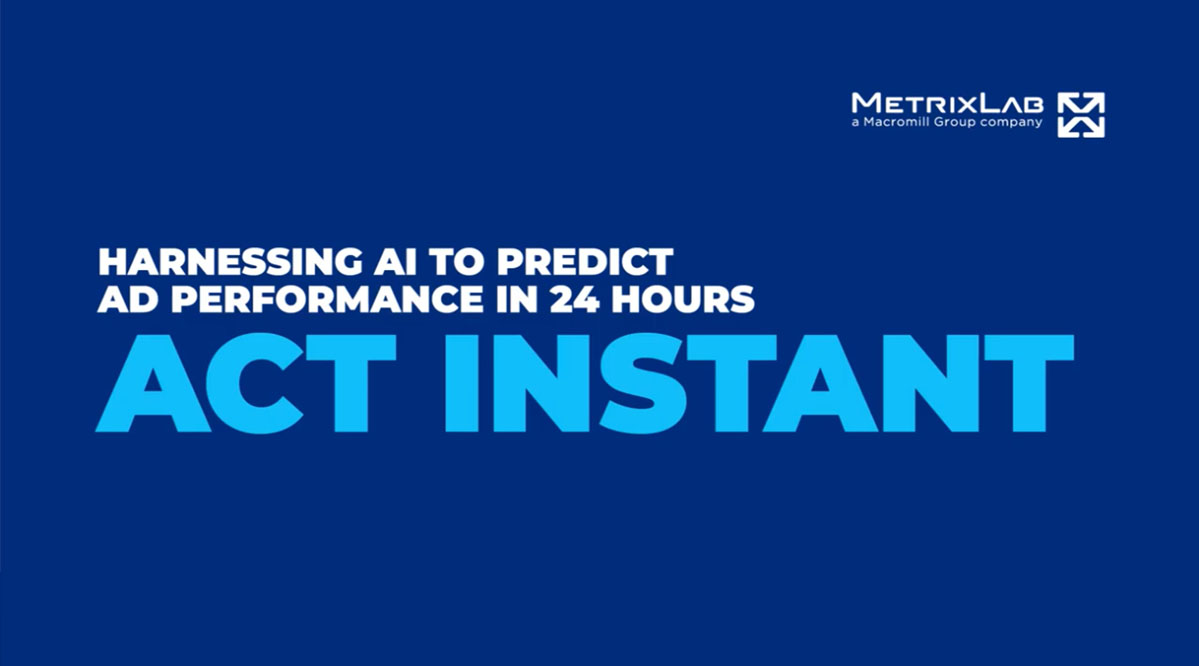 Harnessing AI to predict ad performance in 24 hours, ACT Instant