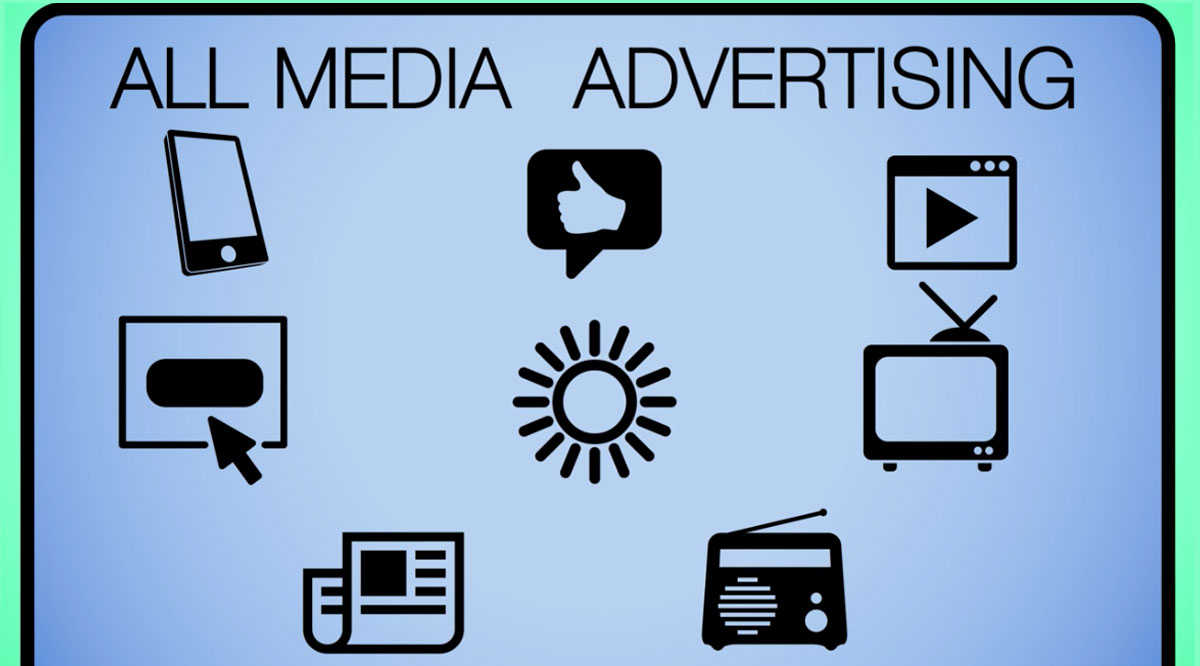 All media advertising
