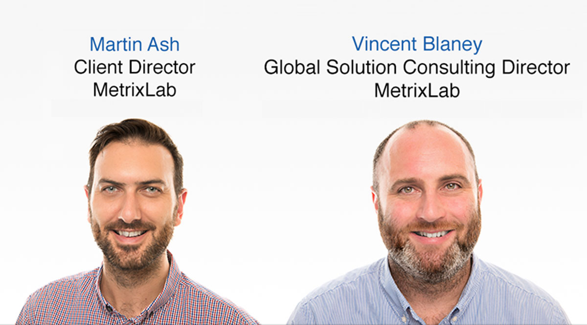 Martin Ash and Vincent Blaney webinar
