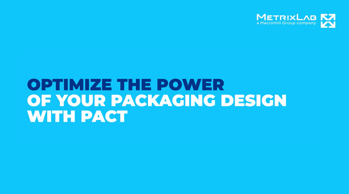 Optimize the power of your packaging design with pact