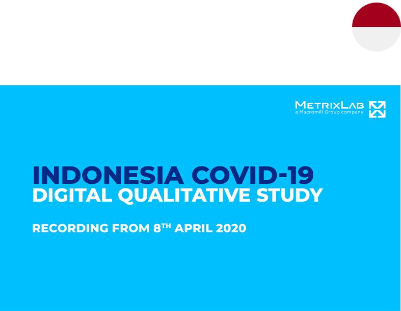 Indonesia Covid-19 Digital Qualitative Study