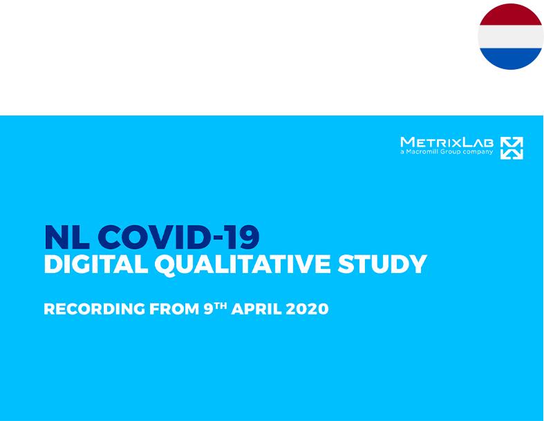 Netherlands Covid-19 Digital Qualitative Study