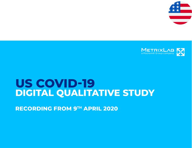 US Covid-19 Digital Qualitative Study