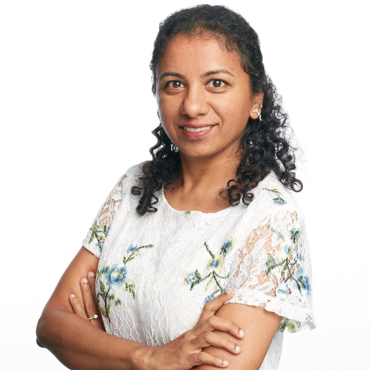 Gayatri Srikant, Managing Director MetrixLab Singapore