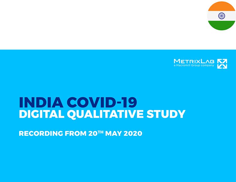 India Covid-19 Digital Qualitative Study