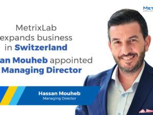 Press release: MetrixLab étant ses activités en Suisse