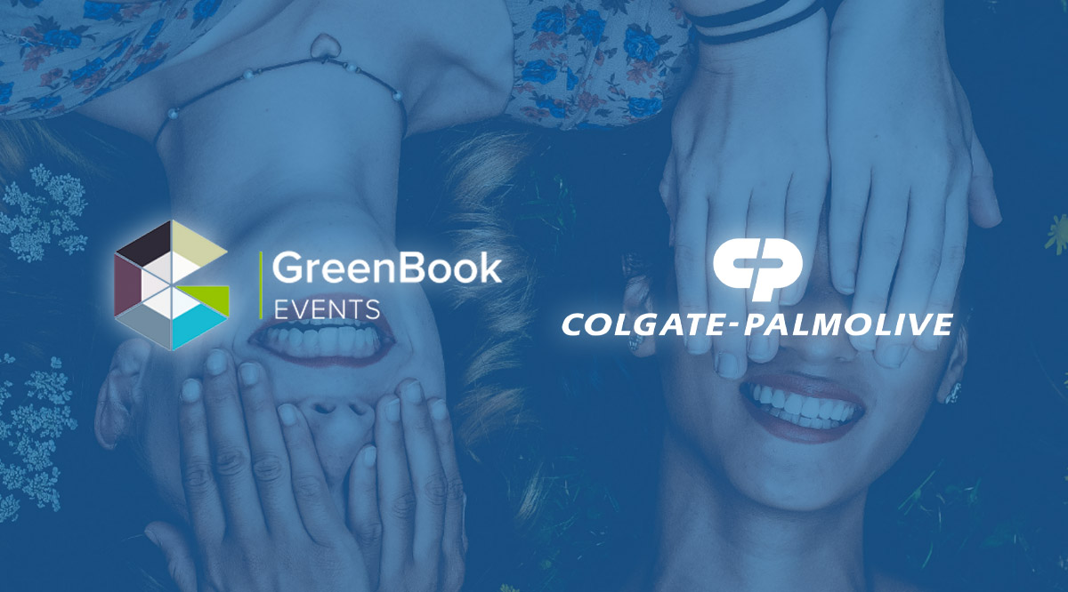 IIEX-2020 GreenBook events | Colgate-Palmolive