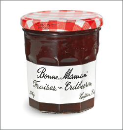 Bon Maman strawberry confiture