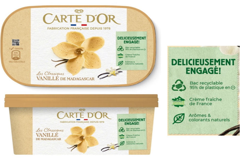 Carte D'Or package