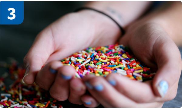 3 avoidance of artificial sweeteners