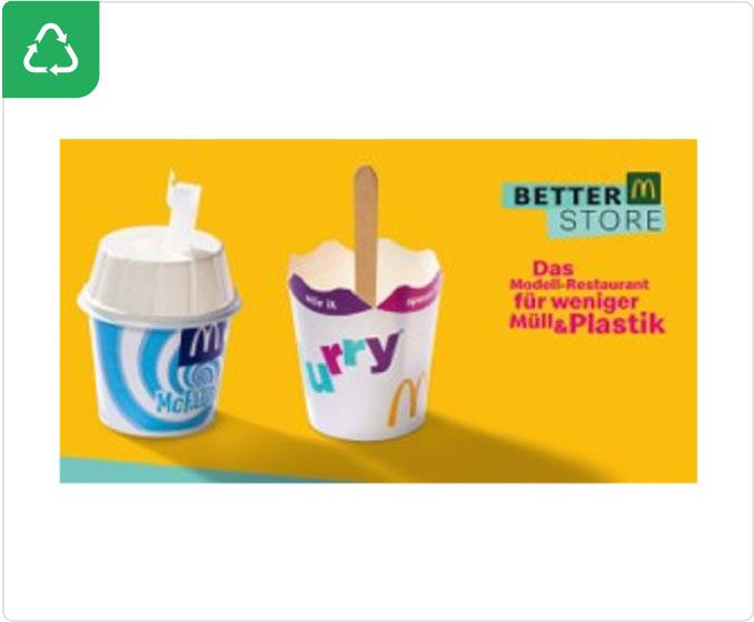 Better store, Less plastic