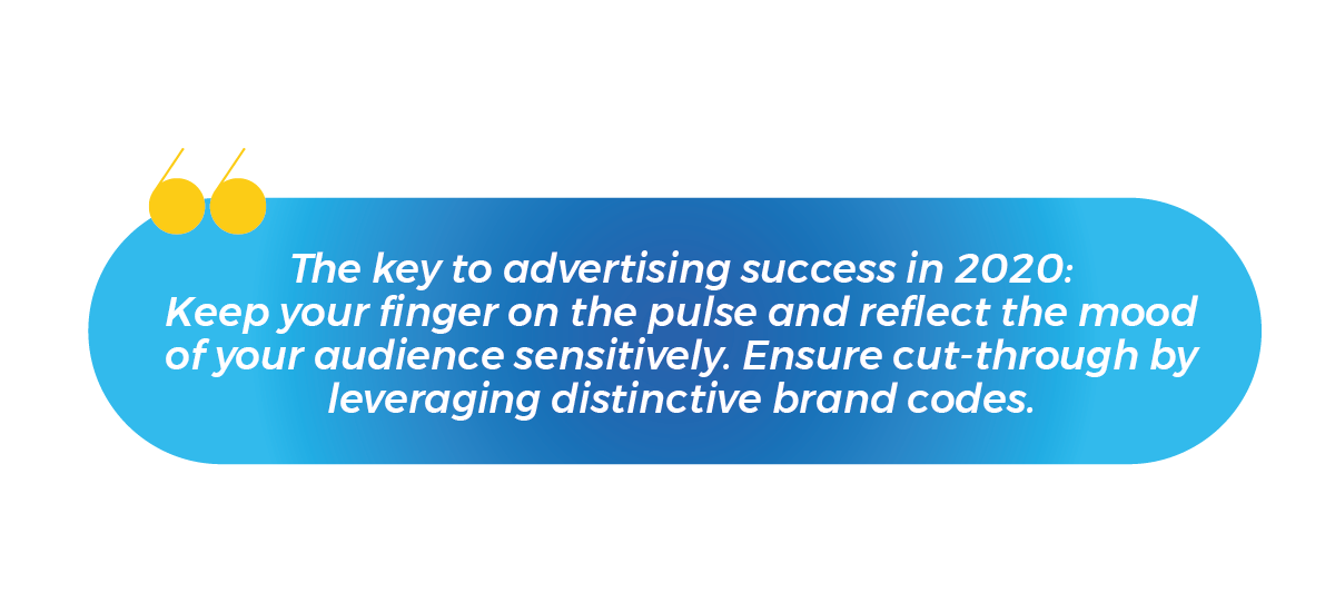 The key to advertising success in 2020