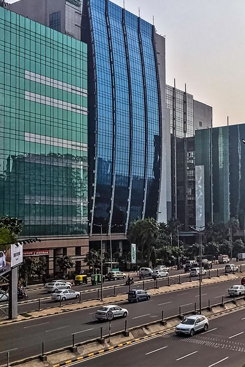 Delhi MetrixLab Office