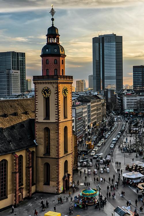 Germany - Frankfurt MetrixLab Office