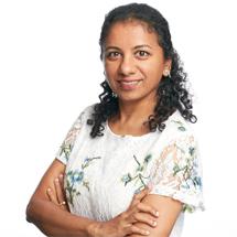 Gayatri Srikant, Managing Director of Singapore MetrixLab