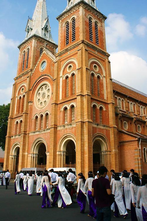 Vietnam, Ho Chi Min City MetrixLab Office