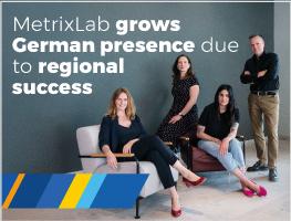 Press release: MetrixLab grows German presence due to regional success