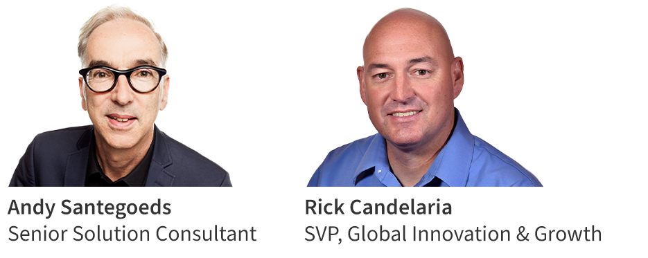 Andy Santegoeds and Rick Candelaria, MetrixLab