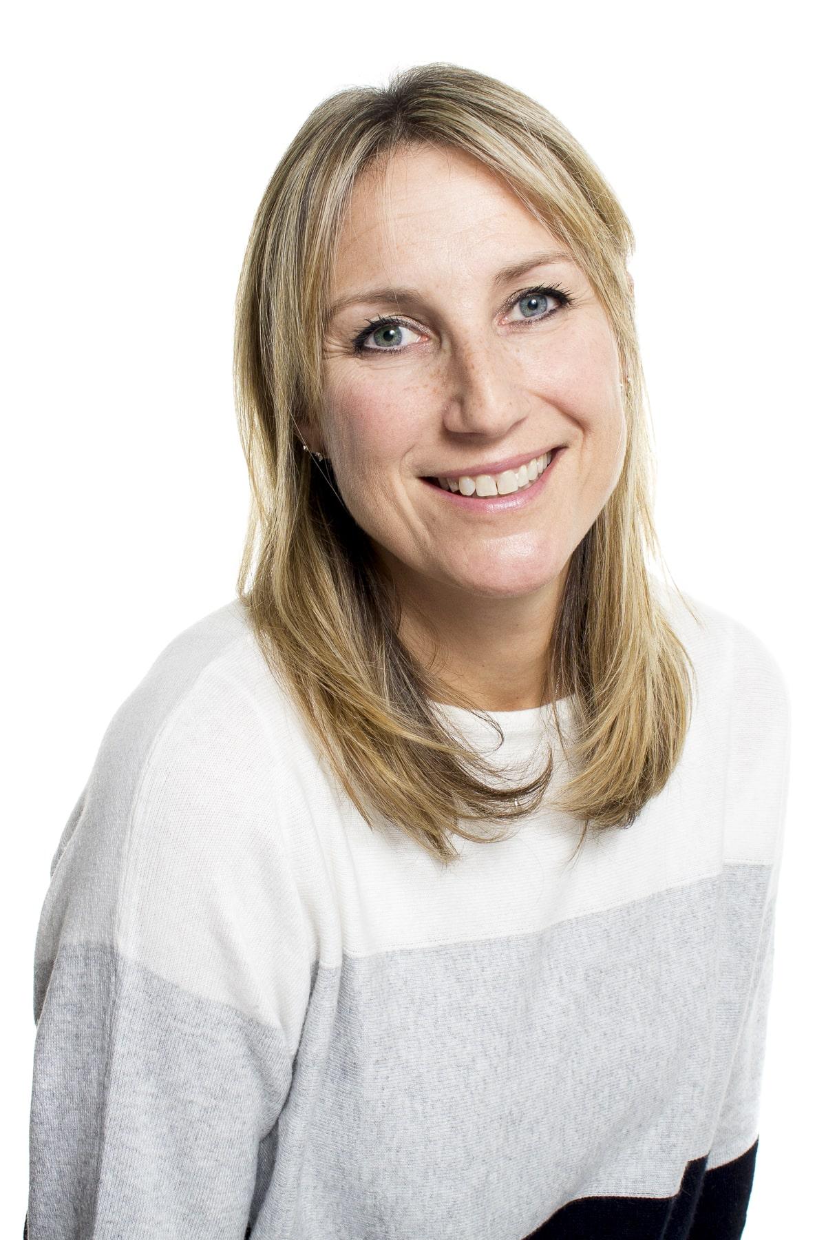 Claudia Strauss, Managing Director of MetrixLab UK